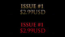 Issue #1 - Available Now